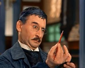 Screenshot de Policarpo, ufficiale di scrittura film del 1959 diretto da Mario Soldati (Licenza Wikimedia Commons)