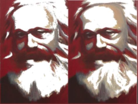 Karl Marx ritratto